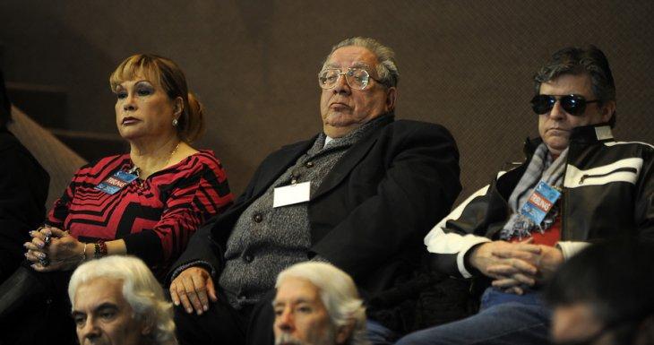 Palmenia Pizarro y Valentin Trujillo | Pablo Ovalle/Agencia UNO