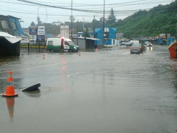Avenida Angelmó, Pto. Montt | Luis Villegas (RBB)