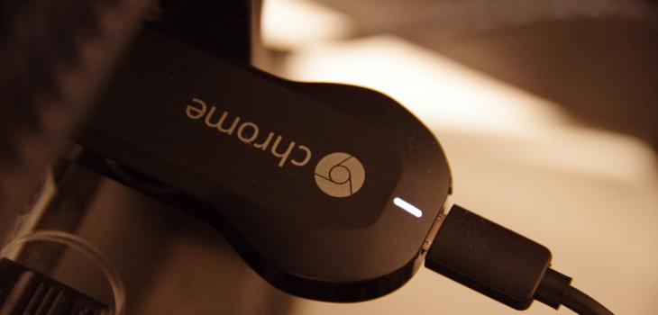 Chromecast se conecta fácilmente a cualquier TV con entrada HDMI | takapprs (cc)