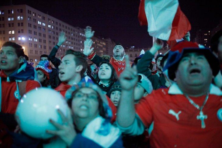Plaza de la Ciudadanía | David Von Blohn | Agencia Uno