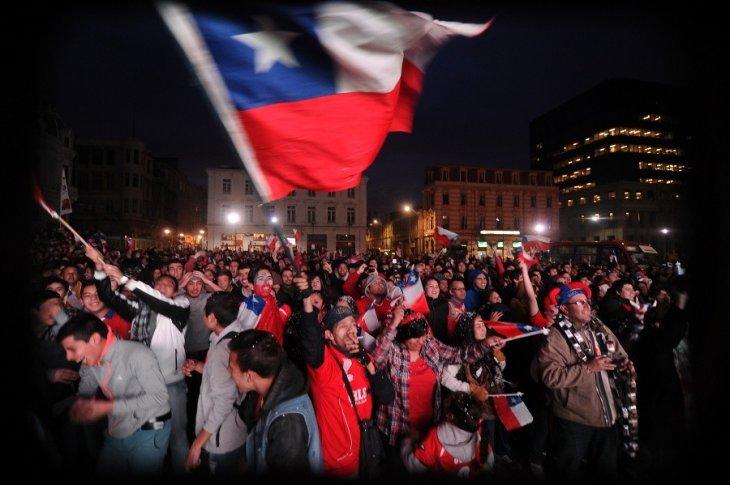 Valparaíso | Pablo Ovalle | Agencia Uno