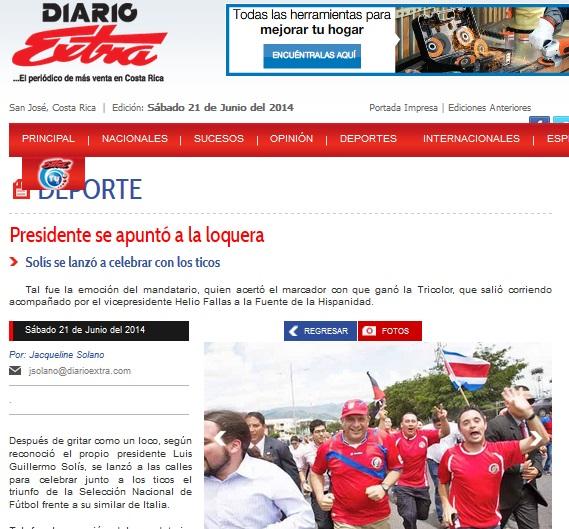 Diario Extra Costa Rica