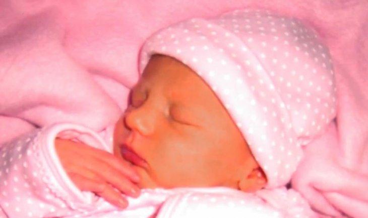 Ryland bebé | Fotografía familiar
