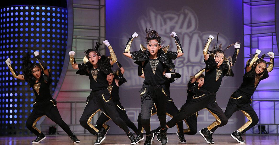 Hip Hop Kid Dance Video