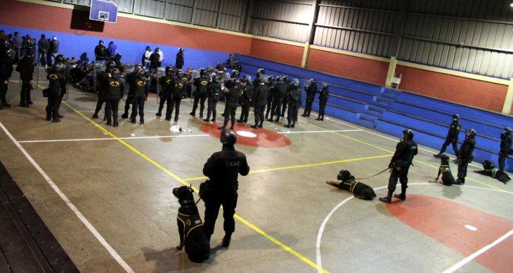 Unidad de Comunicaciones Gendarmería