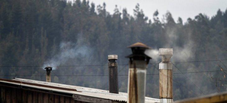 Contaminación en Temuco | David Cortes Serey/AgenciaUNO