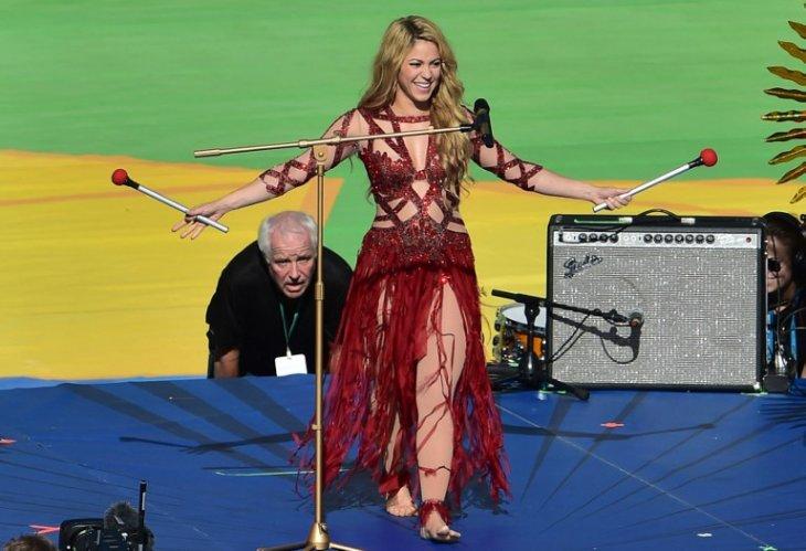 Shakira | NELSON ALMEIDA | AFP