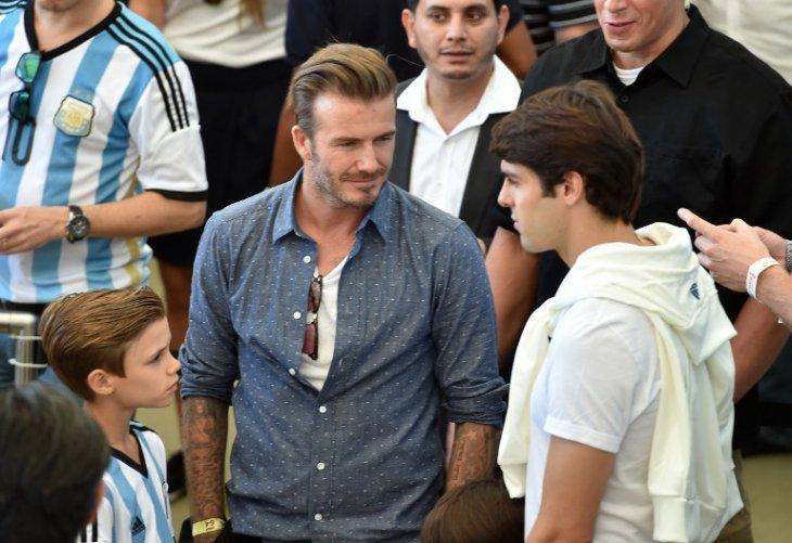 David Beckham | NELSON ALMEIDA | AFP