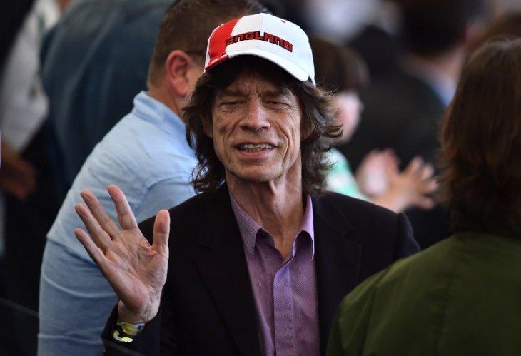 Mick Jagger | GABRIEL BOUYS | AFP