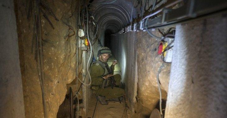 Túnel de Hamas | Jack Guez | Pool | AFP