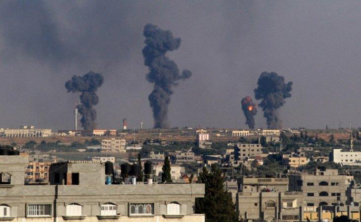 AFP PHOTO / SAID KHATIB