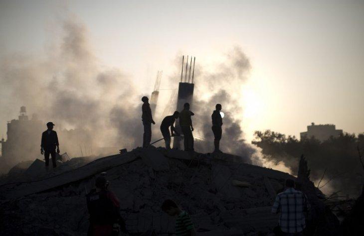 AFP PHOTO / MAHMUD HAMS