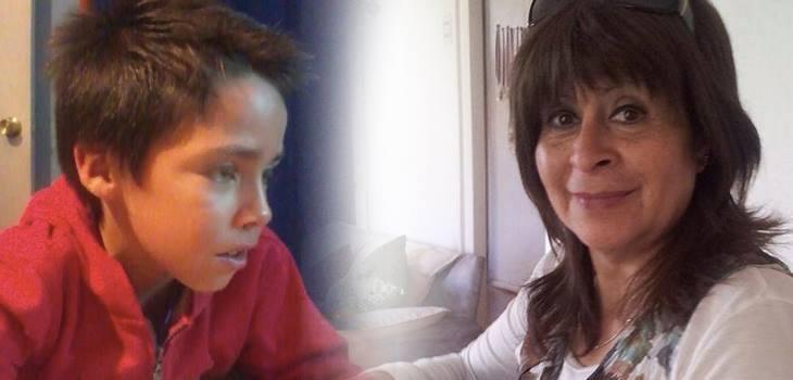 Matías Poblete y Cristina Tapia | Facebook