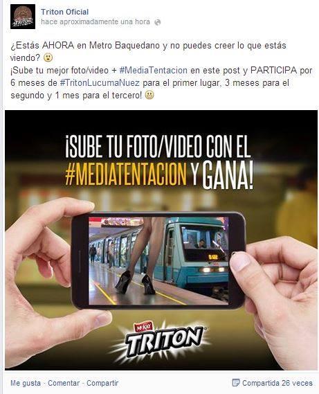 Tritón   Facebook
