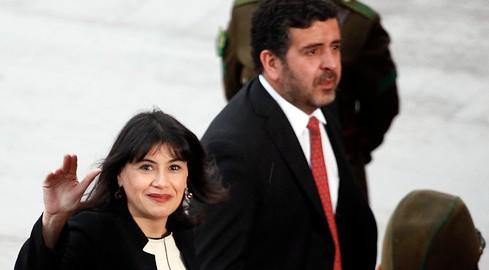 Javiera Blanco y Eugenio Ortega | Sebastián Rodríguez/Agencia UNO