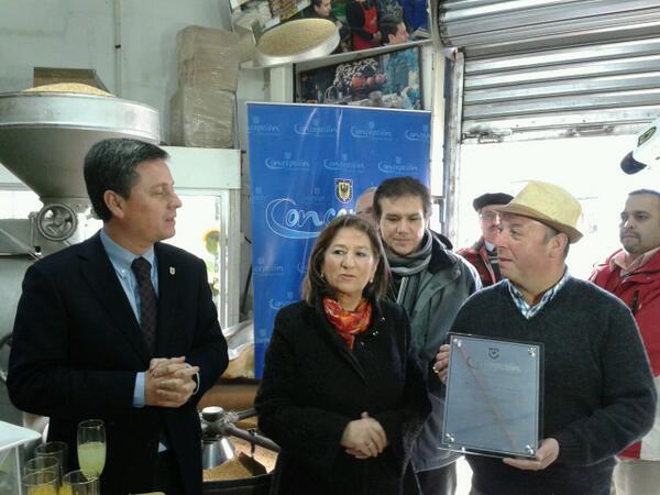 Tostaduría Saldaña | Municipio de Concepción