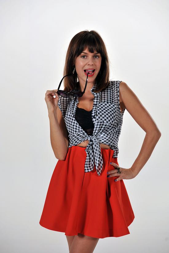 Carolina Varleta en Chipe Libre | Canal 13