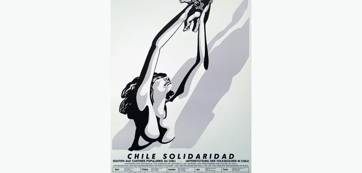 Chile solidaridad, José Venturelli, MMDH (c)