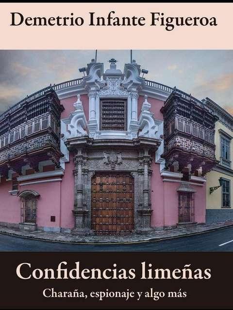 Confidencias limeñas Portada- E. Catalonia