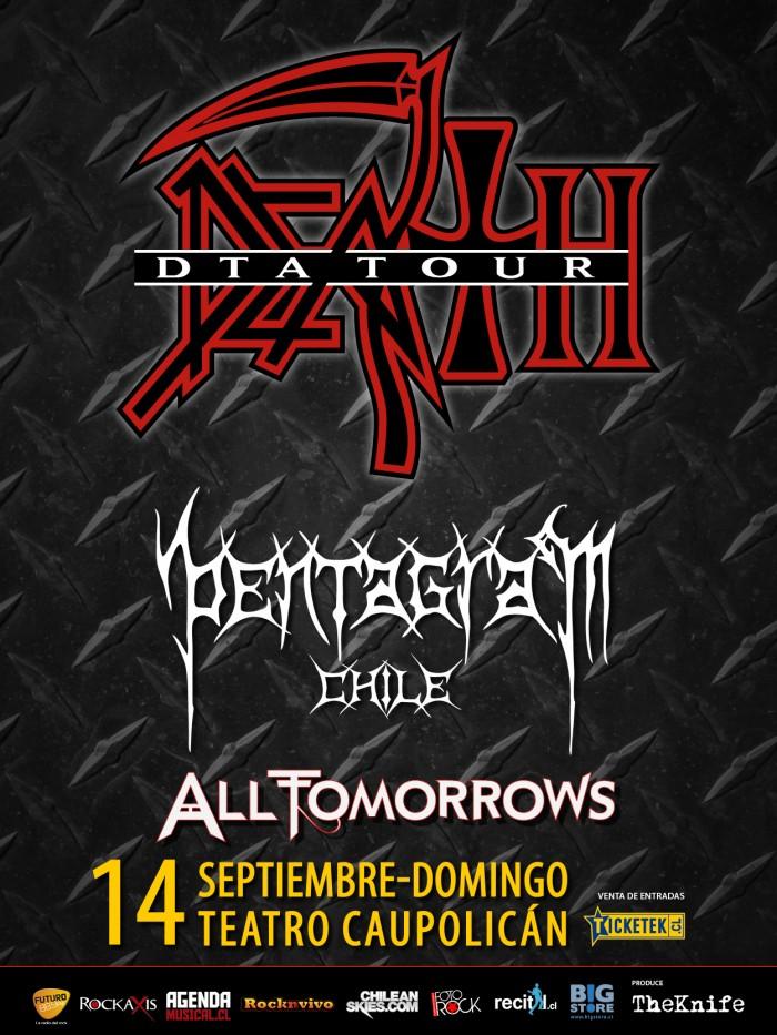 Death DTA Tours