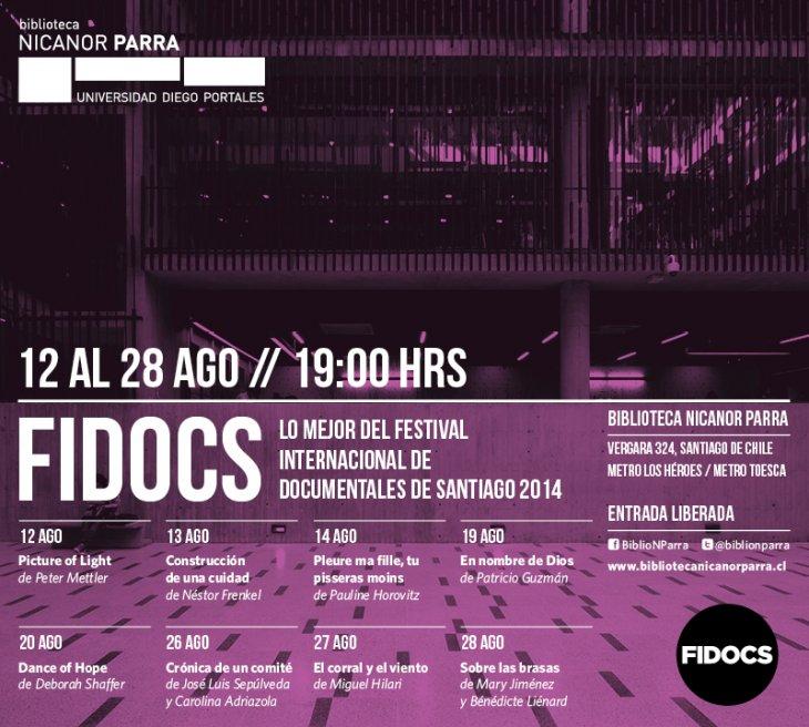 Lo mejor en la UDP- Fidocs14