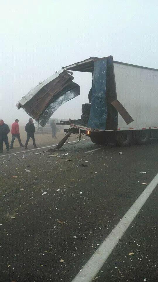 Accidente en Ruta 5 Norte | Javito