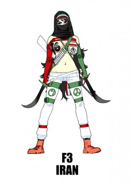 Artista japonés dibuja los equipos del Mundial