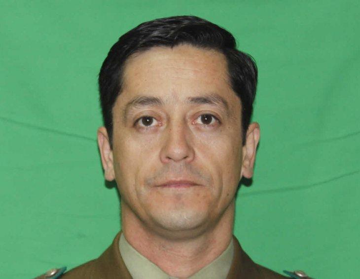 Guillermo Parra Mora | Carabineros de Chile