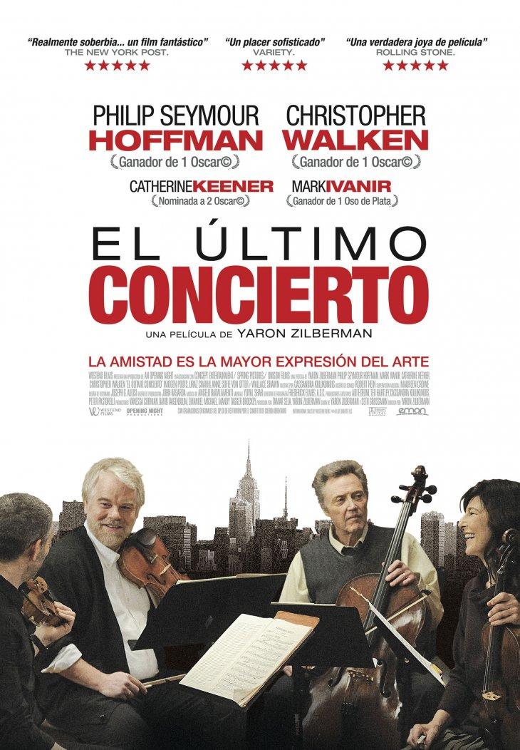 Poster El último Concierto- Pandora Mag.