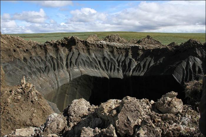 Primer Agujero | SiberianTimes