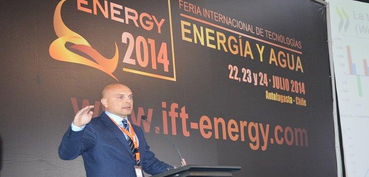 Seminarios en Feria IFT Energía y Agua 2014