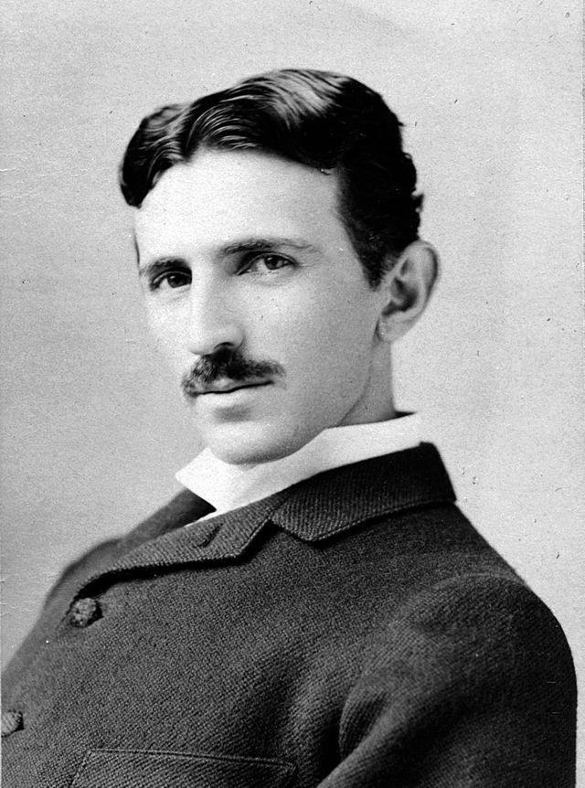 Nikola Tesla | Wikipedia