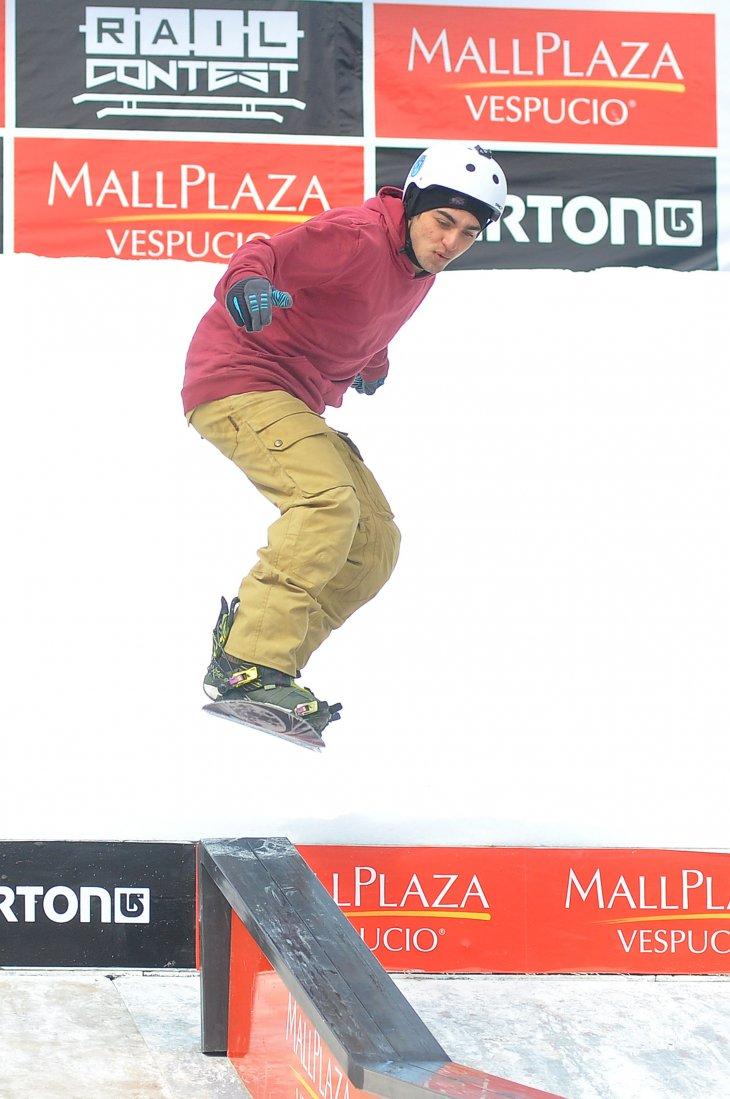 Snowpark Plaza Vespucio