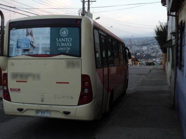 No hay señal de tránsito para no estacionar | Alejandro Aguirre