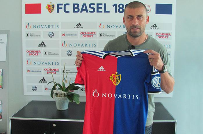 Walter Samuel | Sitio Oficial de Basilea FC