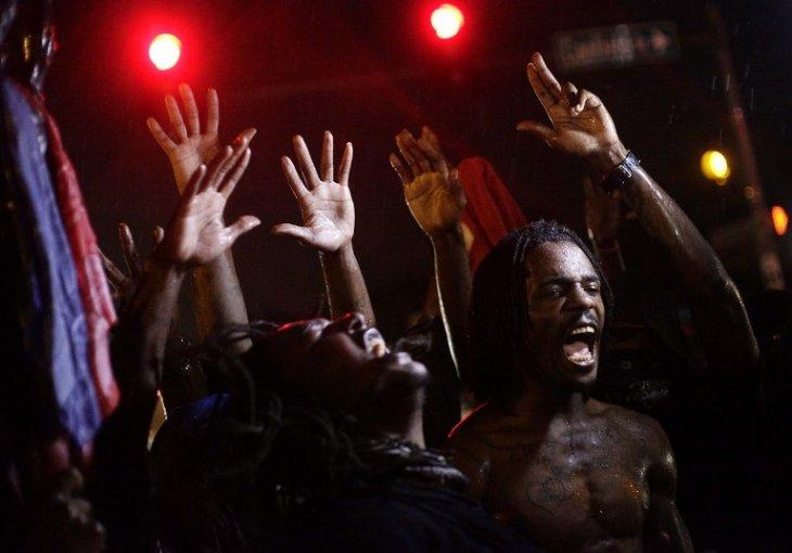 JOSHUA LOTT / AFP