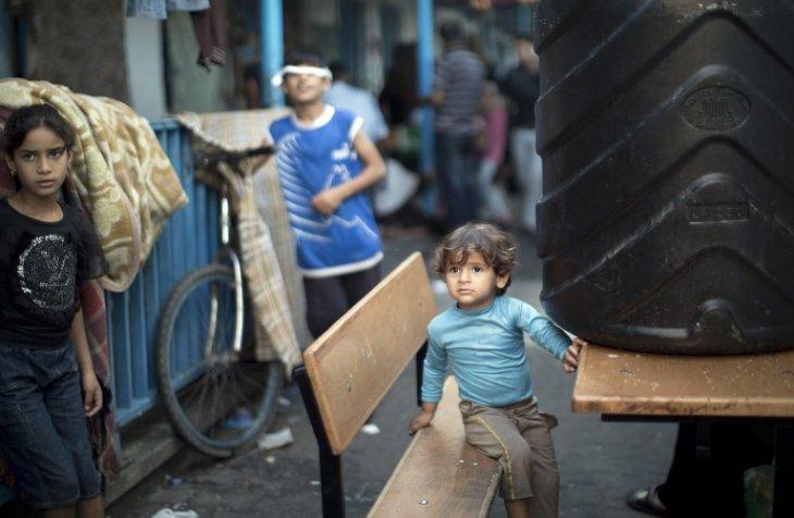 Mahmud Hams | AFP