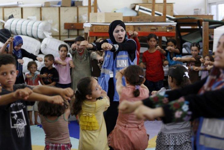 Mohammed Abed | AFP