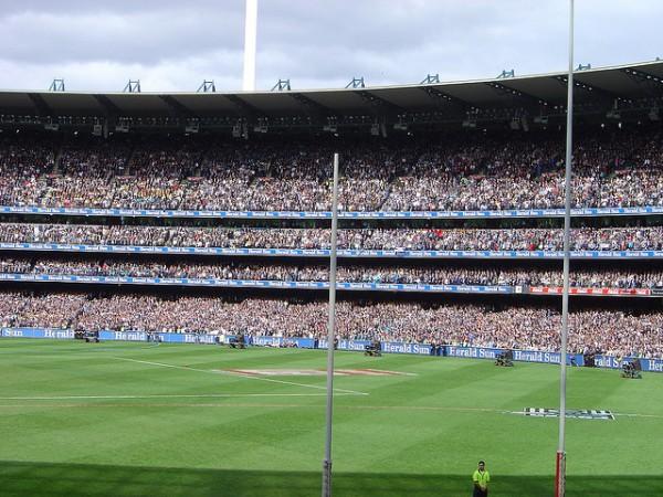 Estadio de Victoria, Australia | AsianFC (CC)