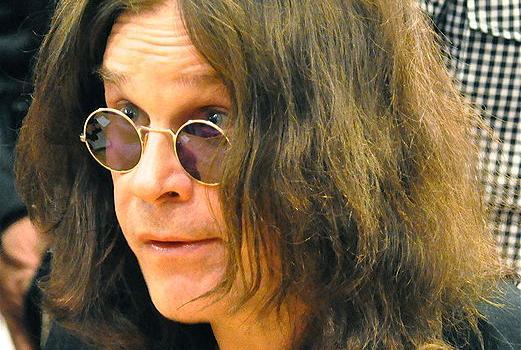 Ozzy Osbourne | Kevin Burkett (Wikimedia Commons)
