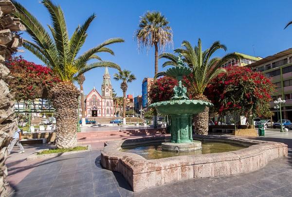 Catedral de San Marcos, Arica, Chile | Wikipedia
