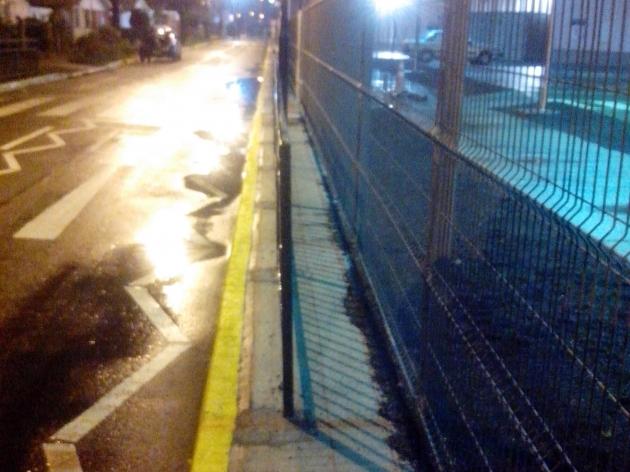 ¿Por donde caminar si no hay suficiente espacio de vereda? | Martin Sarabia