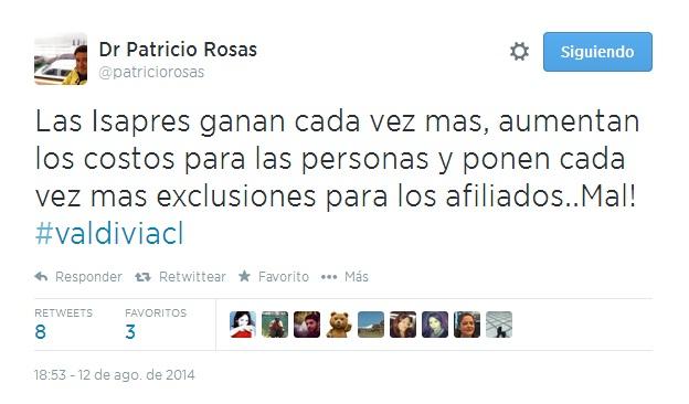 Patricio Rosas