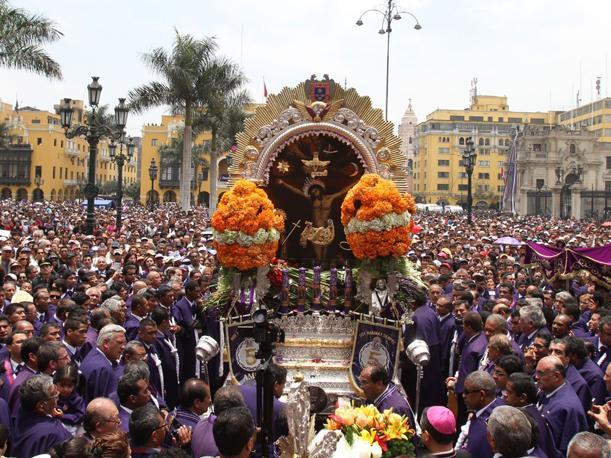 Señor de los Milagros- Perú