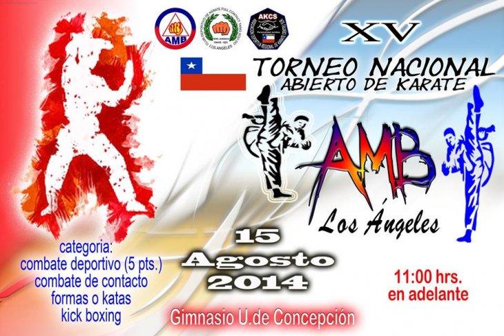 Torneo Karate Los Ángeles