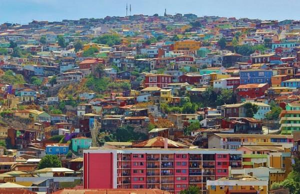 Valparaíso Chile | Mariamichelle (CC)