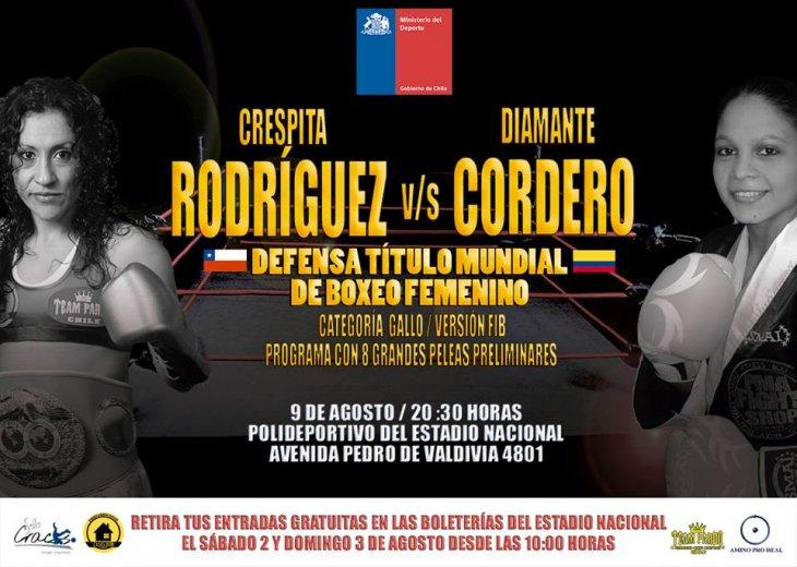 Crespita Rodríguez oficial