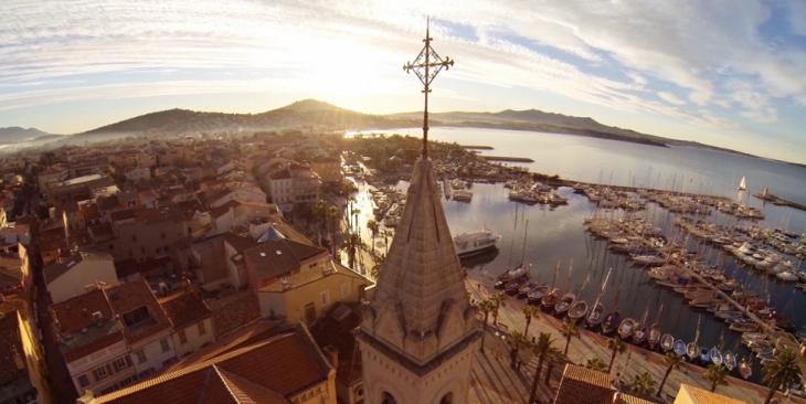 Parroquia católica Saint Nazaire, en Francia | Jams69 | BBC