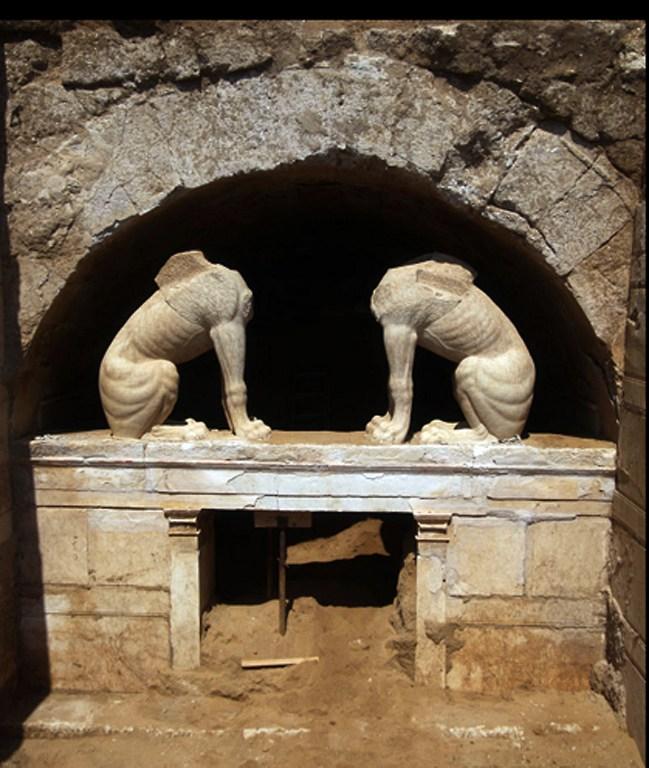 Ministerio de Cultura de Grecia | AFP