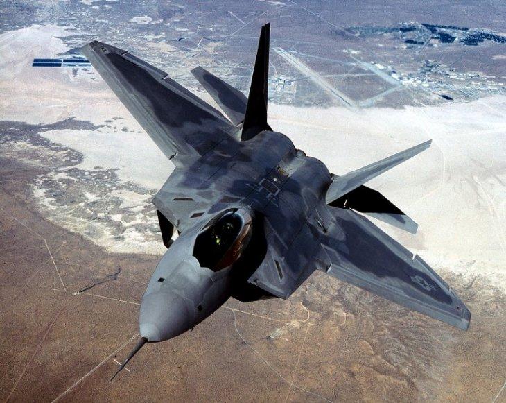 USAF | AFP